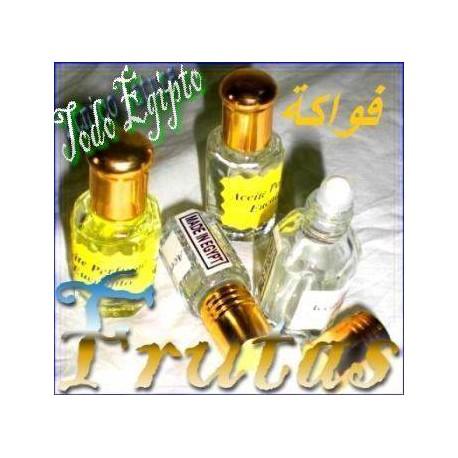 Aceite concentrado Perfume Ámbar