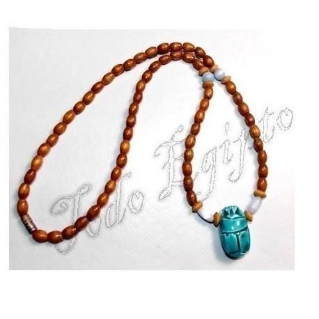 Pulsera escarabajo egipcio Rey2