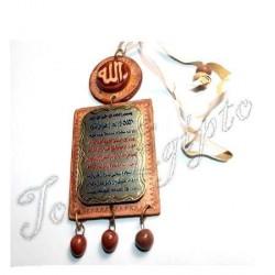 Artesania arabe amuleto 6