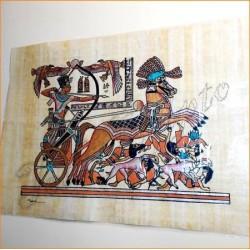 Papiros egipcios 30cmX25cm M2