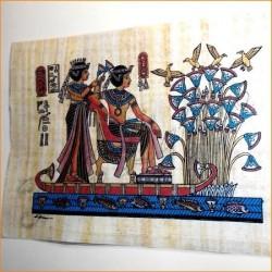 Papiros egipcios 30cmX25cm M3