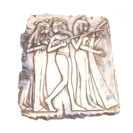 Cuadro egipcio Música 2
