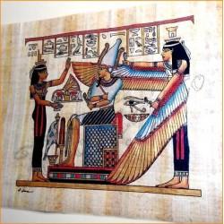Papiros egipcios 30cmX25cm M4
