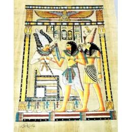Papiros egipcios 30cmX25cm M32