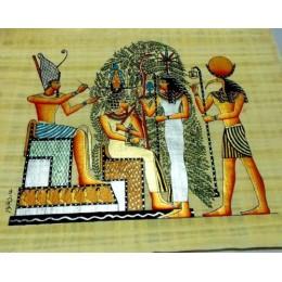Papiros egipcios 30cmX25cm M33
