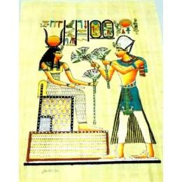 Papiros egipcios 30cmX25cm M34
