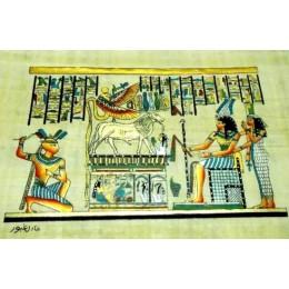 Papiros egipcios 30cmX25cm M35