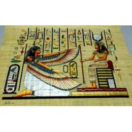Papiro egipcio 40cmX35cm M34
