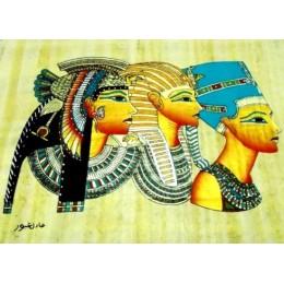 Papiro egipcio 40cmX35cm M36