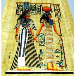 Papiro egipcio 40cmX35cm M39
