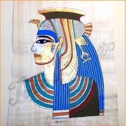 Papiros egipcios 30cmX25cm M7