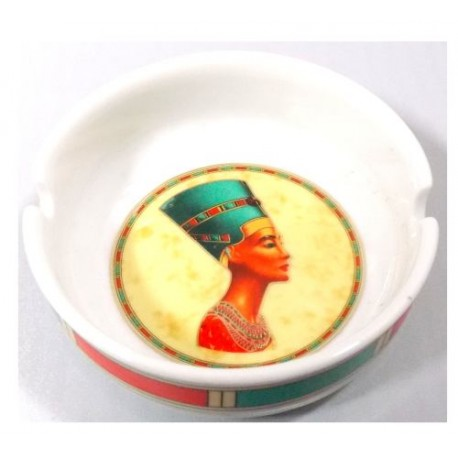 Cenicero redondo Cleopatra