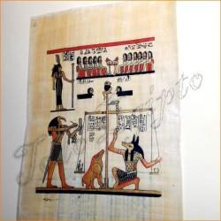 Papiros egipcios 30cmX25cm M9