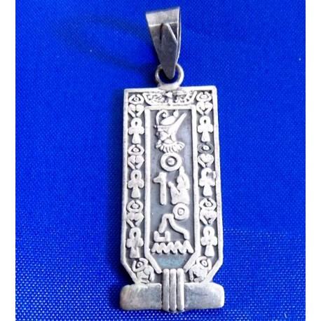 Plata Egipcia cartucho egipcio Cleopatra 2