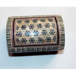 Cajas egipcias Nácar recto M1