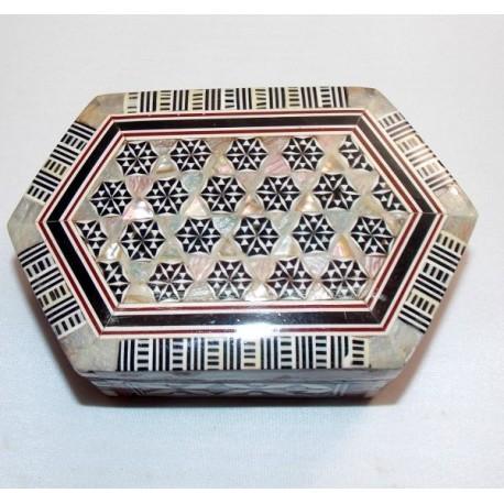Cajas egipcias Nácar esterella M1