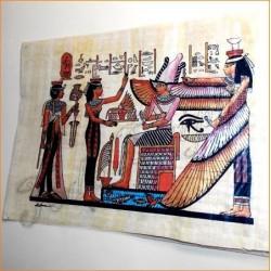 Papiros egipcios 30cmX25cm M18