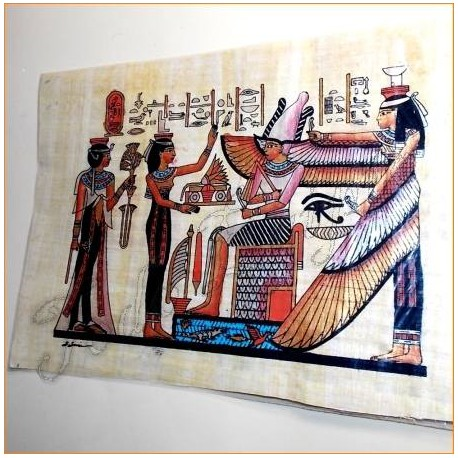 Papiro 30cmX25cm M17