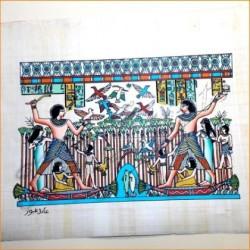 Papiros egipcios 30cmX25cm M21