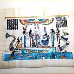 Papiros egipcios 30cmX25cm M22