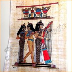 Papiros egipcios 30cmX25cm M26