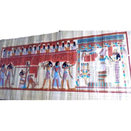 papiro de egipto grande