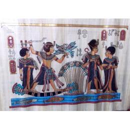 Papiros egipcios 90cmX60cm M2