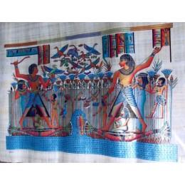 Papiros egipcios 90cmX60cm M4