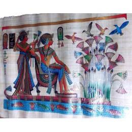 Papiros egipcios 90cmX60cm M5