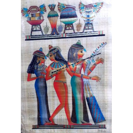 Papiro grande de egipto