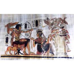 Papiros egipcios 90cmX60cm M7
