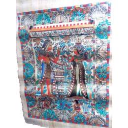 Papiros egipcios 90cmX60cm M9