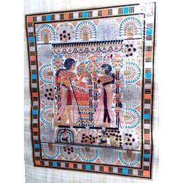 Papiros egipcios 90cmX60cm Cairo1