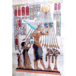 Papiros egipcios 90cmX60cm Cairo2