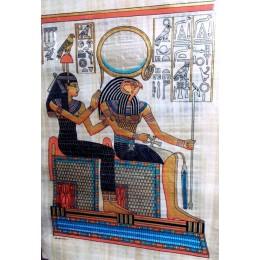 Papiros egipcios 90cmX60cm Cairo3