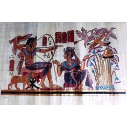 Papiros egipcios 90cmX60cm Cairo4