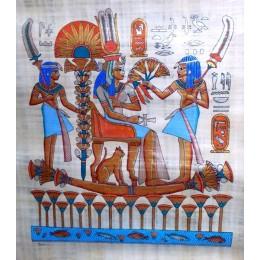 Papiros egipcios 90cmX60cm Cairo5