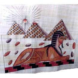 Papiros egipcios 90cmX60cm Cairo6