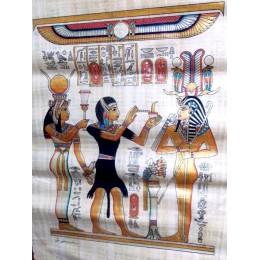 Papiros egipcios 90cmX60cm Cairo7