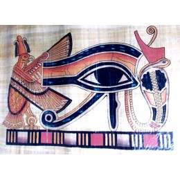 Papiros egipcios 90cmX60cm Lúxor4