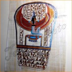 Papiro egipcio 40cmX35cm M6