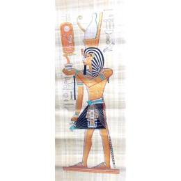 Papiro egipcio 80X30 Giza7
