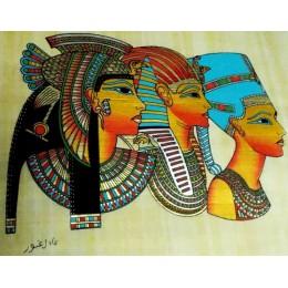 Papiro egipcio 30X25 Cairo9