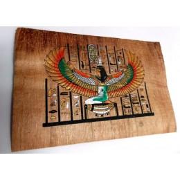 Papiro egipcio envejecido 30cmX25cm C5
