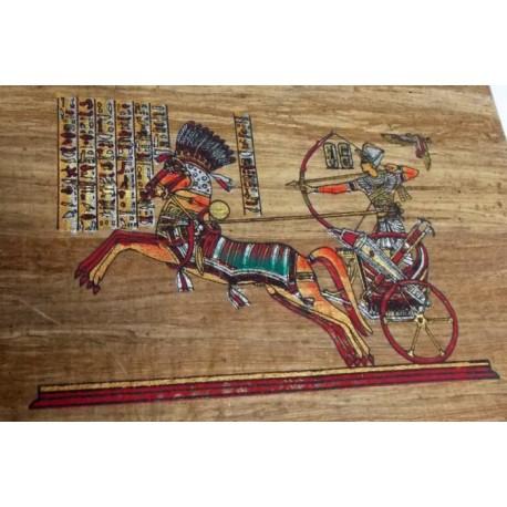 Papiro egipcio viejo