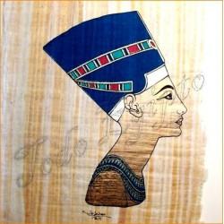 Papiro egipcio 40cmX35cm M8