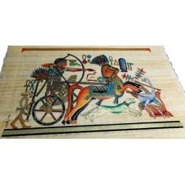 Papiro de Egipto 60cmX40cm M11