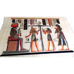 Papiro de Egipto 60cmX40cm M10