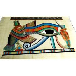 Papiro de Egipto 60cmX40cm M13