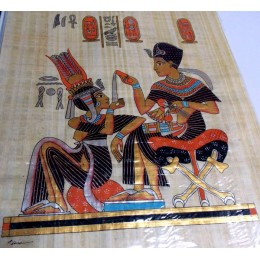 Papiro de Egipto 60cmX40cm M9